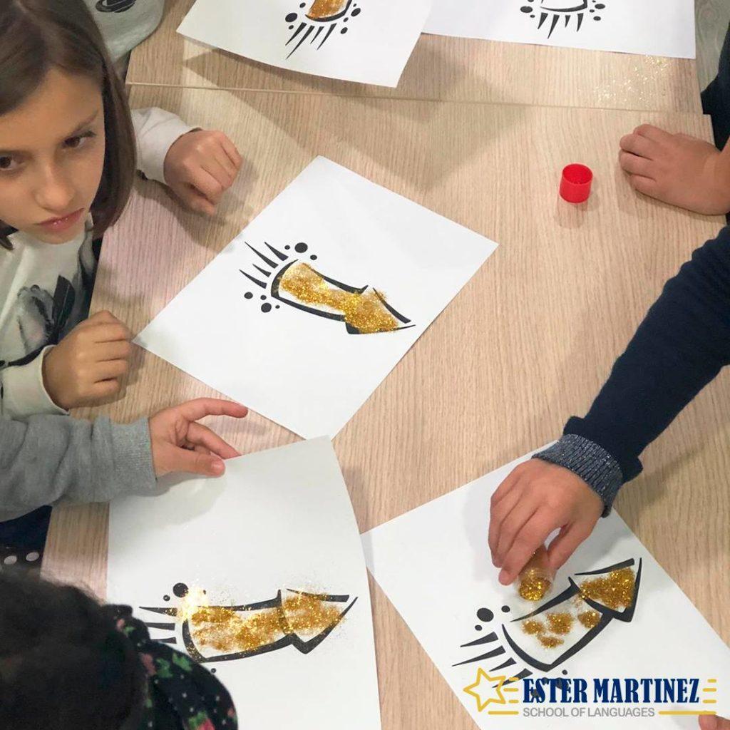 Curso de inglés para niños en elche