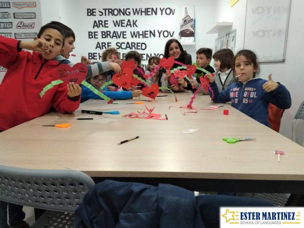 Children curso inglés elche