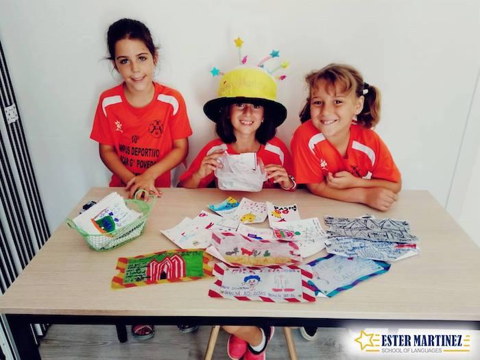 curso inglés niños 6 a 8 años en elche