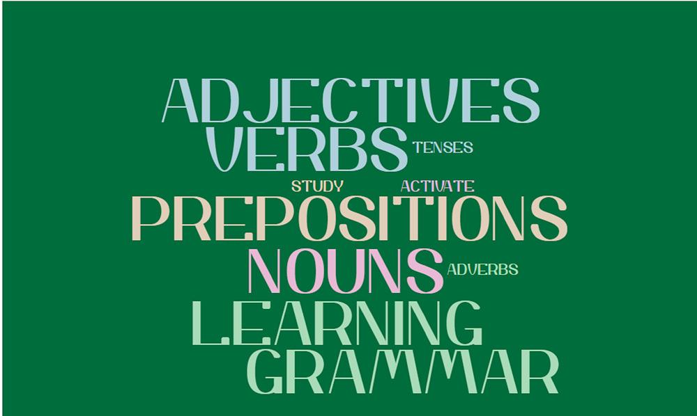 Lista de adjetivos en inglés. Que és un adjetivo y tipos de adjetivos. Curso de gramática inglesa