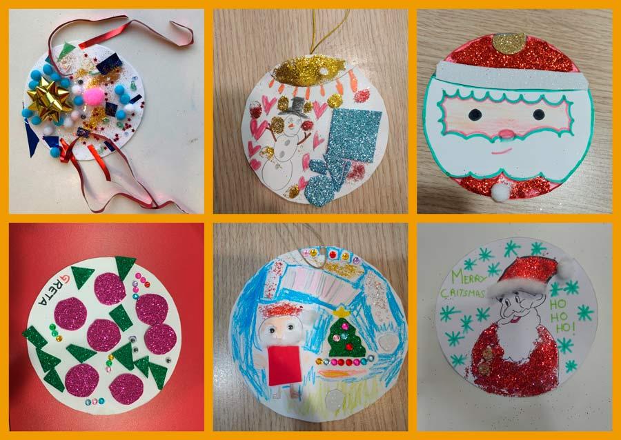 Nuestro concurso Bolas de Navidad